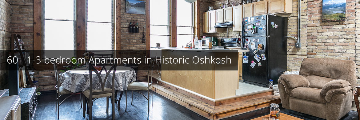 Historic Downtown Apartment - Available Now