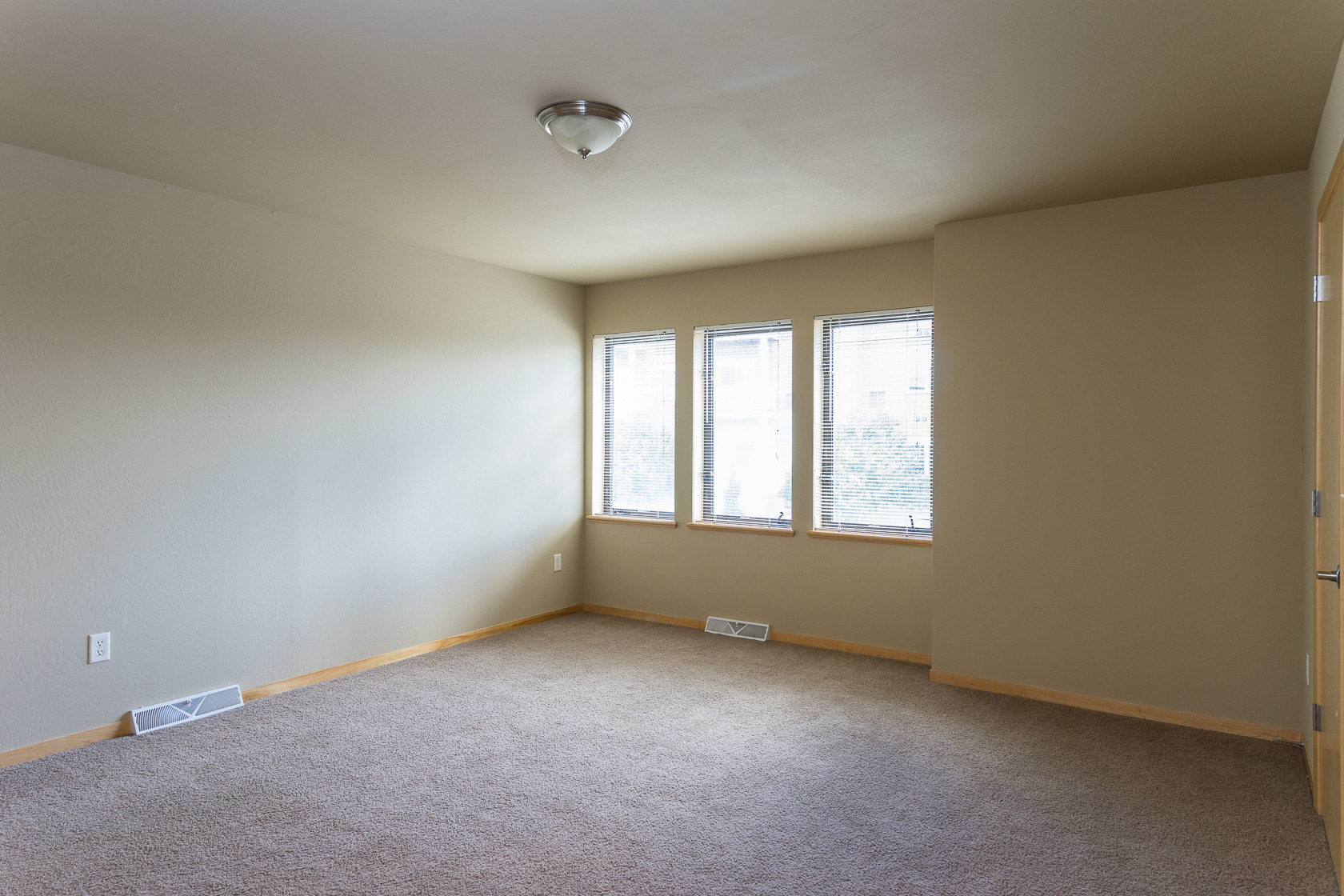 Dawes Townhouse Bedroom